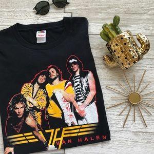 Van Halen oversized tee